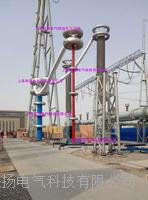 调频式串并联谐振耐压成套试验机 LYYD2000