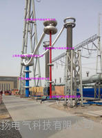 调频式串联谐振耐压装置 LYYD2000