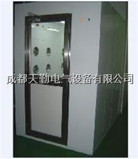 風淋室 自動門風淋室 全自動風淋室專業廠家  四川自動門風淋室生產廠家 2000x2000x2200