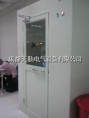 風淋室 自動門風淋室 全自動風淋室專業廠家  四川自動門風淋室生產廠家