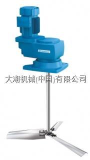 美国chemineer聚丙烯酰胺搅拌器 MR Series