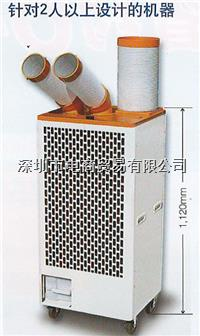 SS-40DC-8A,移動制冷空調,兩個冷風口,SUIDEN瑞電