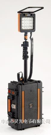 靈光XC3826-16WS便攜式移動照明 LED燈 工程燈 升降燈 應急燈 XC3826-16WS