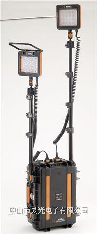 靈光XC4-16WS×2便攜式移動照明系統 LED燈 工程燈 升降燈 應急燈 XC4-16WS×2