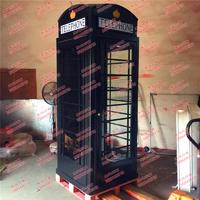 欧式电话亭灯箱 RD-dh0403