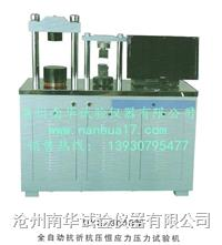 电脑全自动抗折抗压恒应力压力试验机 DYE-300型