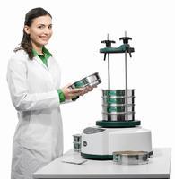 幹式篩分儀、幹濕兩用篩分分析儀 OCTAGON