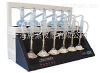 Jipads-ZL6  智能一体化蒸馏仪厂家报价