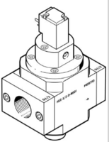 FESTO开关阀HEE-1/4-D-MIDI-110分析说明 LFMB-1-D-MAXI-DA-A