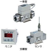 参数报价,SMC水用数字式流量开关 PF2W720-04-67