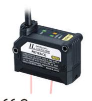 KEYENCE基恩士ILS025传感器运作方式 PZ-G102CN
