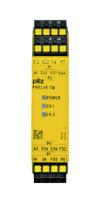 皮尔兹PILZ安全继电器784191的安装示意图 784193