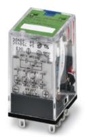 PHOENIX菲尼克斯2834096继电器结构特点分析 REL-IR/LDP- 24DC/4X21AU