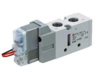 日本SMC电磁阀VF5120-5DZ1-02的安装方式 VV5F5-21-111
