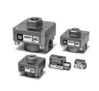 SMC快速排气阀AQ3000-02的结构特点分析 EAV5000-F10-5YO-Q