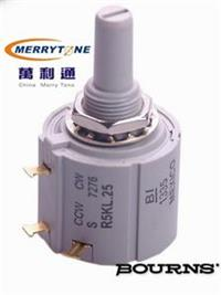 BI多圈电位器7276R-100K绕绕电位器