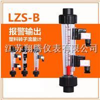 上下限报警塑料转子流量计 XT-LZS-B