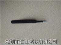 防靜電鑷子 貼片用防靜電鑷子、揭膜專業扁頭鑷子、尖頭鑷子