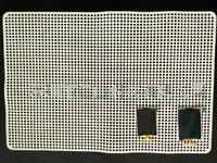 耐高溫硅膠防滑墊、硅膠防靜電防滑墊