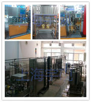 果汁饮料生产线 Y-GZ-Z