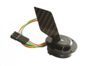 100386迎角传感器攻角侧滑角风标 100386侧滑角传感器
