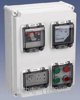 民用工业插座根据客户要求订制民用插座箱 IP66 DML-SBOX