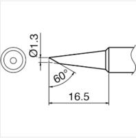 白光鐵尖S6型 T18-S6