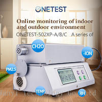 ONETEST-502XP.Indoor air quality monitoring system