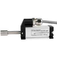 TR系列內置彈簧自復位式位移傳感器