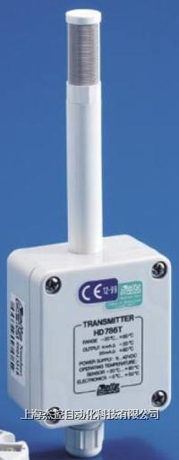 意大利DeltaOHM 温度变送器 HD786TR1