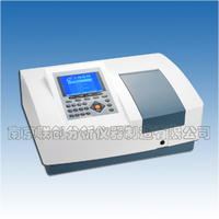 大屏幕掃描型可見分光光度計V729型