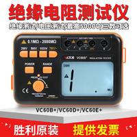 防雷絕緣電阻測試儀,防雷檢測設備 VC60B+