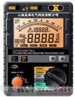 3126數字式高壓高壓兆歐表5KV  3126