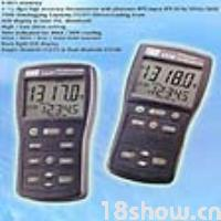 溫度表|臺灣泰仕熱電偶溫度計