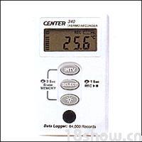 CENTER342 温湿度记录仪 台湾群特