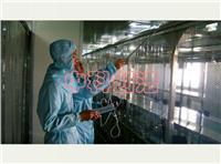 中科创洁公司出口新家坡百级洁净棚顺利通过客户验收