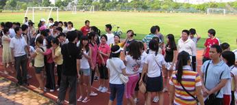 2010年8月21日:**屆趣味運動會