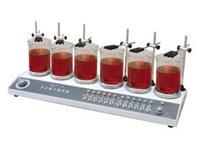 郑州双头磁力加热搅拌器 HJ-2