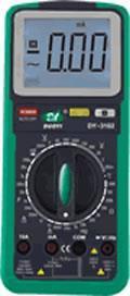 DY3102A双色注塑新型数字万用表 DY3102A