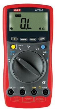 UT60G通用型数字万用表 UT60G