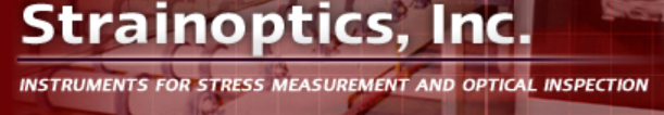 美国STRAINOPTICS应变光学