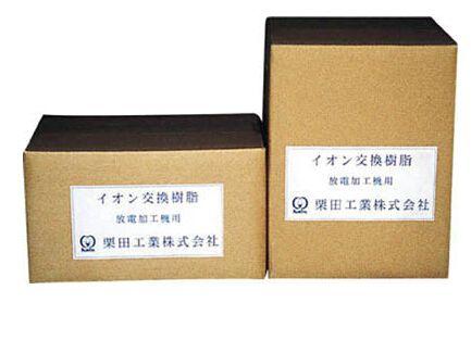 栗田工业KURITA放电加工机用离子交换树脂CRM-110-5 KURITA CRM 110 5