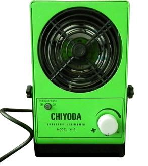 千代田 CHIYODA 离子风机 Y-10 CHIYODA Y 10