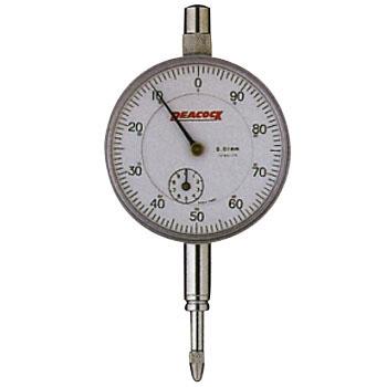 尾崎PEACOCK 107F-T 标准拨号计(0.01mm) PEACOCK 107F T 0 01mm