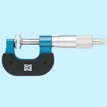 新潟精機(SK) MC200-25D 直进式牙齿厚微米 SK MC200 25D