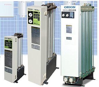 好利旺 ORION 附式空气干燥器 小、中型 QSQ120A-E ORION QSQ120A E