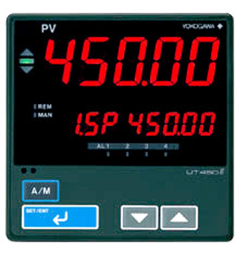 横河 YOKOGAWA 数字指示调节器 UT450-12 YOKOGAWA UT450 12