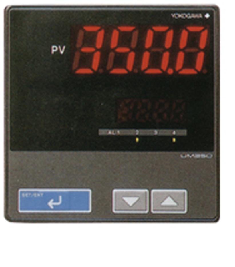 横河 YOKOGAWA 数字指示调节仪 UT320-22 YOKOGAWA UT320 22