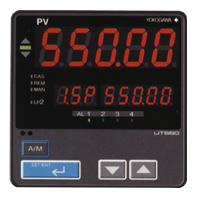 横河 YOKOGAWA 数字指示调节仪 UT550-30 YOKOGAWA UT550 30