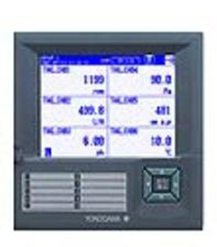 横河 YOKOGAWA 无纸记录仪 AX-110 YOKOGAWA AX 110